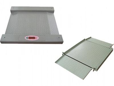 Low Profile Floor Scale