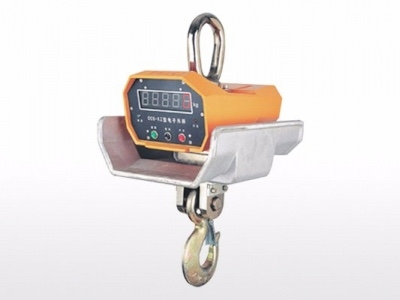 Thermostability Crane Scale