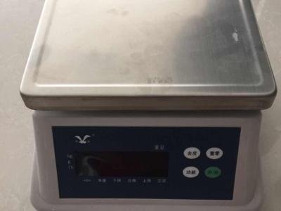 Waterproof Weight Scale
