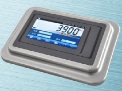 Indicator with Touch Screen