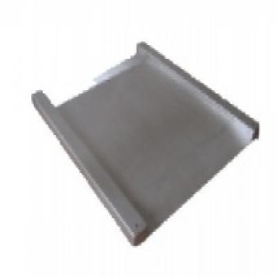 一体式超低不锈钢电子地上衡