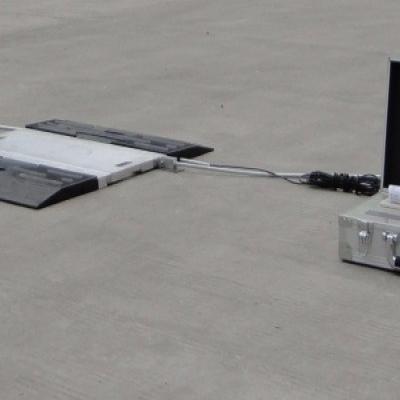 便携式轴重台板(一体式)
