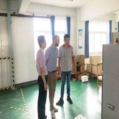 欢迎意大利传感器生产商实地考察参观
